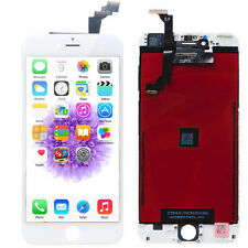 White LCD Replacement Screen + Touch Digitizer Assembly for iPhone 6 Plus 5.5 6+