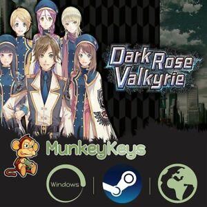 Dark Rose Valkyrie (Steam)