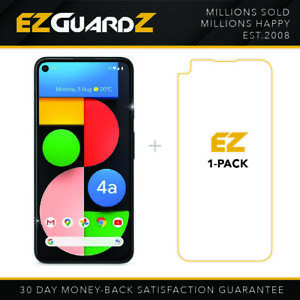 EZguardz Screen Protector Shield For Google Pixel 4a 5G - Millions Sold - 1 Pack