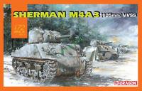 DRAGON 1/72 7569 Sherman M4A3 (105mm) VVSS
