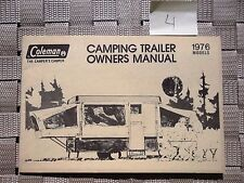 used camping trailer in Parts & Accessories | eBay