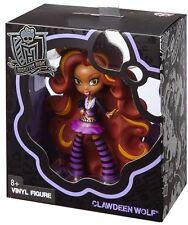 Monster High Clawdeen Wolf Vinyl  Figure NEW Doll