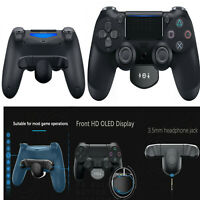 For Sony PS4 Joystick Back Rear Button Attachment Extension Key Replacement