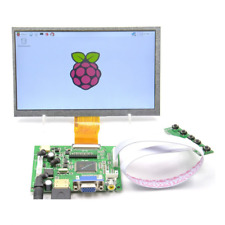 GeeekPi 7 inch 1024 x 600 HDMI Screen LCD Display with Driver Board Monitor for