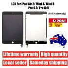 iPad Air 2 Mini 4 5 Pro 9.7 10.5 LCD Touch Screen Digitizer Replacement Assembly