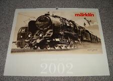 Märklin Kalender 2002 - Rarität