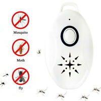 Ultrasonic Mosquito Repellent Portable Pest Insect Flea Prevention Repeller HOT