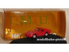 IMU 12004  Ferrari GTO 62  rot  , 1:160, Spur N !,  neu, OVP ( vergilbt), i.m.u.