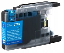 1x CYAN non-OEM Compatible Ink for BROTHER MFC J280W J425W J435W J705DW J835DW