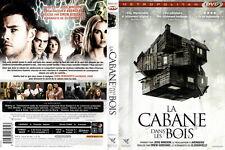 DVD - LA CABANE DANS LES BOIS - C.Hemsworth,K.Connolly,D.Goddard