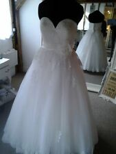 Beading Lace Regular Size Short Wedding Dresses