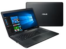 Asus Notebook 17,3 Zoll - Intel Quad Core - 4 x 2,50 GHz - 4GB RAM - 500GB - W10