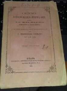 giubileo-cenno didascalico-preparazione concilio-bernardino cusmano-milano-1869