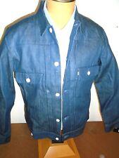 Levi's California 100% Cotton Indigo Blue Truckers Jacket NWT Large $198