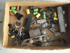 Lot of Vintage O Scale Lionel Marx Train car Parts and Some Accessories Look