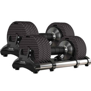 Adjustable Set Dumbbell Men's Fitness Muscles Equipment 15kg Snode DB15