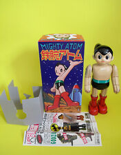 Billiken Mighty Atom Astro Boy Tin Wind Up