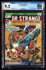 DOCTOR STRANGE #1 CGC 9.2 NM- Near Mint Minus - Multiverse of Madness soon!!!