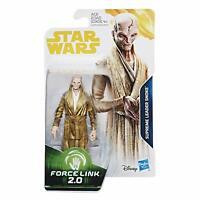 Star Wars Action Figure Supreme Leader Snoke Force Link 2.0 Action Figure