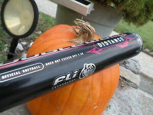 Demarini  FLI  DOUBLEWALL DISTANCE    ASA 2000   softball bat 34/30