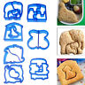 Kids DIY Lunch Sandwich Toast Cookies Mold Cake Bread Biscuit Food Cutter MouldS