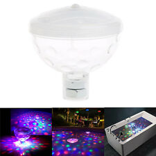 4 LED Floating Light Show Swimming Pool Underwater Garden Xmas Party Water Lamp