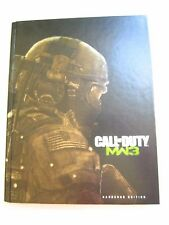 Call of Duty Modern Warfare MW 3 Strategy Guide Edition Hardcover Book