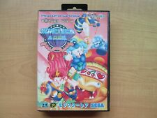SEGA Megadrive - Wonder Boy III - Boxed & Japanese Manual INCLUDED