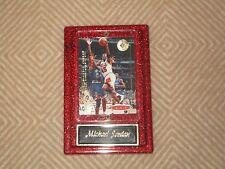 1995 Upper Deck SP Card 41 MICHAEL JORDAN Championship Series He's Back Card*