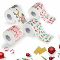 le père noël liste des tissus papier toilette décor de noël fournitures de noël