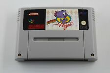 SUPER NINTENDO SNES SUPER WIDGET SOLO CARTUCHO PAL FAH