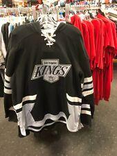 NHL LA Kings Logo Hockey CCM  hoody NEW Sewn letters