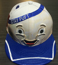 New Era Cap Hat Ghostbusters Marshmallow Man Character Face 59fifty Fitted 6 7/8