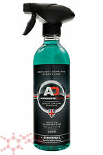 Autobrite Direct Crystal Glass Cleaner 500ml ~ Detailing Window Car Valet