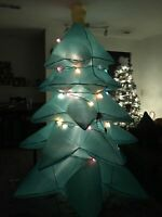 Christmas Tree Inflatable 8 FT Gemmy Industries Airblown