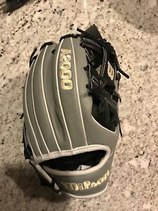 New 2021 Wilson A2000 RH 1786 Baseball Glove, 11.5, New, NWT