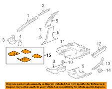 JAGUAR OEM 09-15 XF Interior-Floor Mat C2Z25023LFN