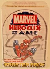 Marvel Universe Heroclix Game Booster Pack New