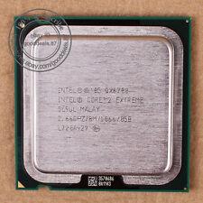 Intel Core 2 Extreme QX6700 - 2,66 Ghz Socket LGA 775 sl9ul Desktop CPU 1066 MHz