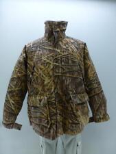 4 in 1 Gamehide waterproof camouflage Coat reversible liner Jacket men Large