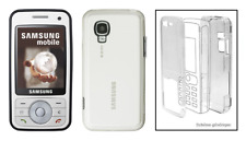 Coque Cristal Transparente (Protection Rigide) ~ Samsung (Sgh) i450