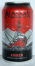 New listing Alaskan Amber Beer Can, Alaskan Brewing, Company Alaska Craft Micro Brew