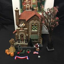 Dept 56 Christmas in the City 1234 Four Seasons Parkway 59205 Year Round