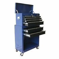 Excel Tool Boxes TB220X-AB-Blue Roller Metal Tool Chest