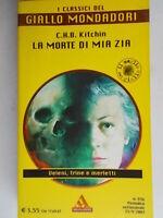 La morte di mia ziaKitchin Mondadorii classici del giallo976warren glaize 89