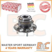 GENUINE MASTER-SPORT GERMANY HEAVY DUTY REAR WHEEL BEARING KIT FOR HONDA