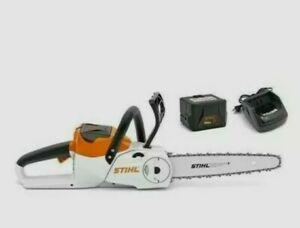 NEW Stihl MSA 140 C - battery & charger / BNIB / EXTRA BATTERY / FAST POSTING