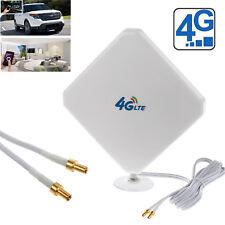 35dbi Signalverstärker 4G/3G Breitband Externe Handy Antenne LTE Huawei TS9 Neu