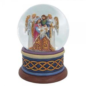 HEARTWOOD CREEK Nativity Schneekugel 4058801