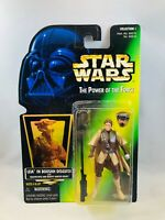 Star Wars The Power of the Force Leia in Boush Disguise Action Figure